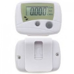 Педометр: лічильник кроків, калорій, км, РК дисплей