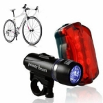 Фонарь фара для велосипеда задняя, передняя, LED