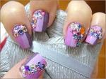 3000 стразов для ногтей, нейл-арт, маникюр, 12 цветов