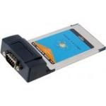 PCMCIA адаптер переходник на RS232, DB9, com порт