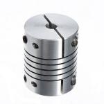 Гибкая муфта 5 х 8 мм шагового двигателя 3D-принтера