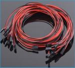 Кабель 2 pin мама-мама 70 см для 3D-принтера