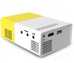 Портативный видеопроектор LCD-проектор Zeepin YG-300,  до 100''