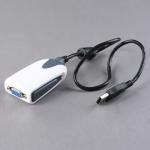 Внешняя USB видеокарта VGA, дополнительный монитор