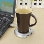 USB подогреватель чашки + 4-портовый хаб