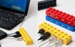 4-портовый USB-хаб Лего кубики