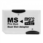 MicroSD 2TF - Memory Stick Pro Duo адаптер