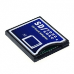 SD SDXC - CompactFlash CF Type II адаптер