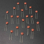 1000 керамических конденсаторов 50В 1 пФ-100 нФ