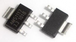 Чип AMS1117-3.3 AMS1117 3,3В 1А, стабилизатор
