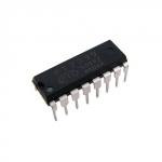 Чип PT2399 DIP16 аудиопроцессор