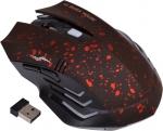 Беспроводная игровая мышь мышка Gamer, красная, синяя