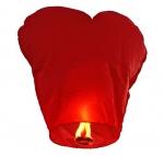 Небесный китайский фонарик, сердце 85 х 85 см