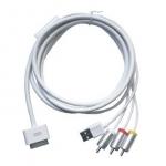 AV-видеокабель для Iphone Ipod всех прошивок и USB
