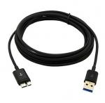 USB 3.0 Micro-B дата-кабель 1 м, Samsung Note 3 S5