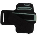 Армбенд, спортивный чехол Iphone 6, черный