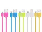 USB дата-кабель для Iphone 5 5C 5S 6, светящийся