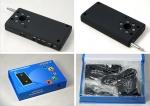 Детектор скрытых камер жучков, ИК линза, РЧ CC308+