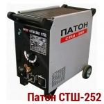 Патон СТШ 252 СГД — трансформатор сварочный