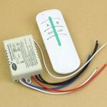 2-канальный беспроводной выключатель освещения 220 В