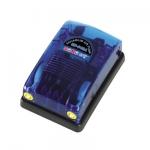 Компрессор двухканальный с переключателем SB-648А 2*4 л/мин. 5W до 200л.