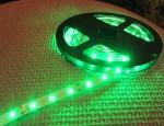 5м лента светодиодная, 300x 3528 SMD LED, белая, зеленая, красная, синяя