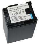 Батарея Canon BP-827 BP827 iVIS HF200 HG21