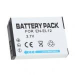 Батарея Nikon EN-EL12 ENEL12 Coolpix P300 S630