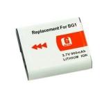 Батарея Sony NP-BG1 NPBG1 BP-BG1 NP-FG1 N1