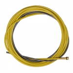 Канал-спираль желтого цвета