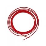 Тефлоновый канал красного цвета