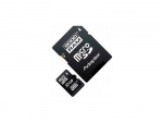 Карта памяти MicroSD 32ГБ кл10 GoodRam + адаптер