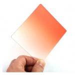 Светофильтр Cokin P оранжевый градиент, квадратный