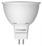 EUROLAMP LED Лампа ЭКО серия D SMD MR16 5W GU5.3 4000K