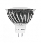 EUROLAMP LED Лампа ЭКО серия D SMD MR16 7W GU5.3 3000K