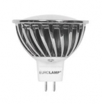 EUROLAMP LED Лампа ЭКО серия D SMD MR16 7W GU5.3 4000K