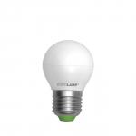 EUROLAMP LED Лампа ЭКО серия D G45 5W E27 3000K