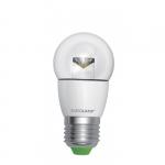 EUROLAMP LED Лампа ЭКО серия D G45 прозрачная 5W E27 4000K