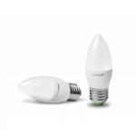 EUROLAMP LED Лампа ЭКО серия D CL 6W E27 3000K