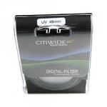Ультрафиолетовый UV фильтр 49мм CITIWIDE