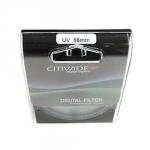 Ультрафиолетовый UV фильтр 58мм CITIWIDE