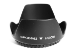 Бленда диаметр 62мм, лепестковая Canon Nikon