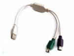 Адаптер USB - PS/2. Переходник