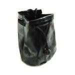 Кожаный чехол для объектива M 80х140мм, футляр