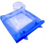 Подводный чехол для зеркальных камер, синий