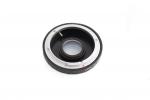 Адаптер переходник Canon FD - EOS EF коррект линза