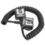 TTL-кабель Yongnuo FC-681 3м для Canon EOS E-TTL