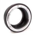 Адаптер переходник Canon EOS - Canon EF-M, кольцо Ulata