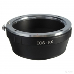 Адаптер переходник Canon EOS - Fujifilm X FX Ulata