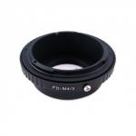 Адаптер переходник Canon FD - Micro 4/3 M4/3